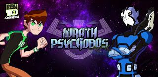 Ben 10 - Wrath of Psychobos 1 0 APK Apps Free Download - APK