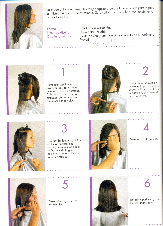8 Ideas De Peluquería Peinados Poco Cabello Peinados Cabello Corto Cabello