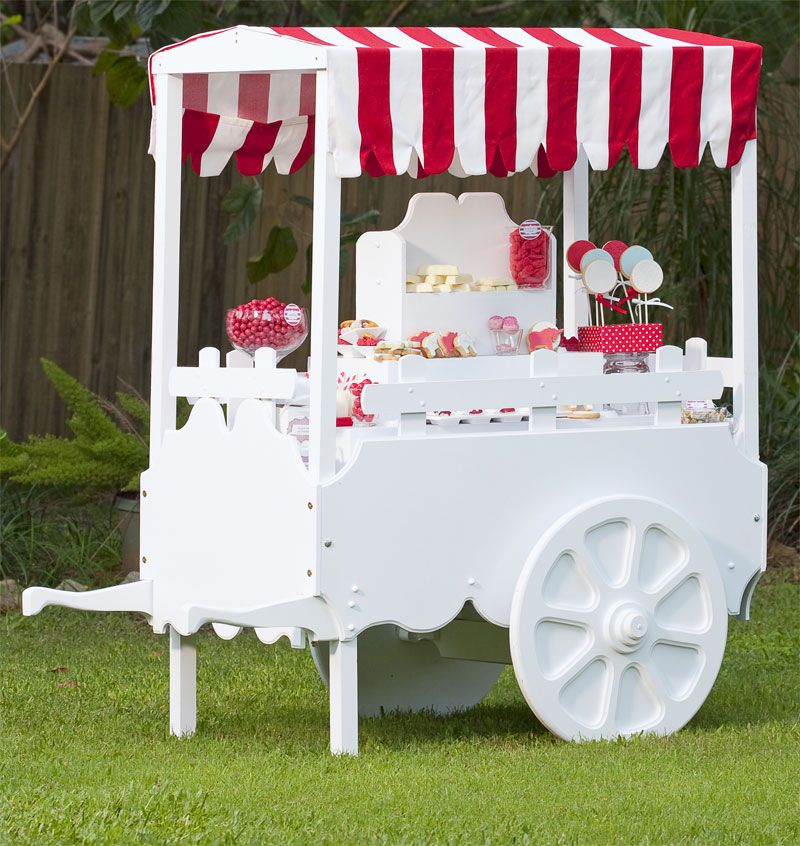 Candy Carts & Wagons