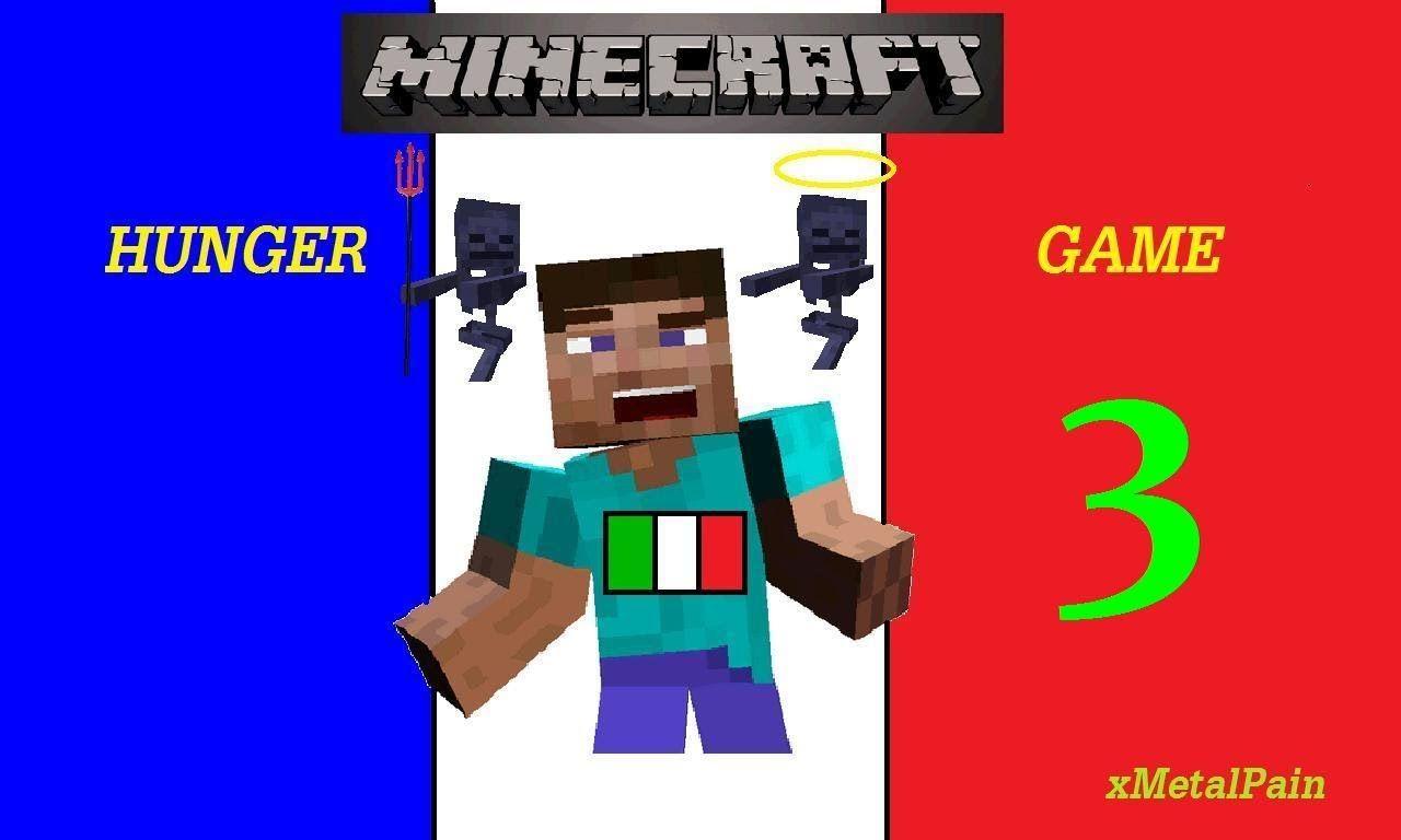 "Minecraft: Hunger Games [ITA] EP.3 ""Il Soigneur porta Fortuna!"" [Nodus]"