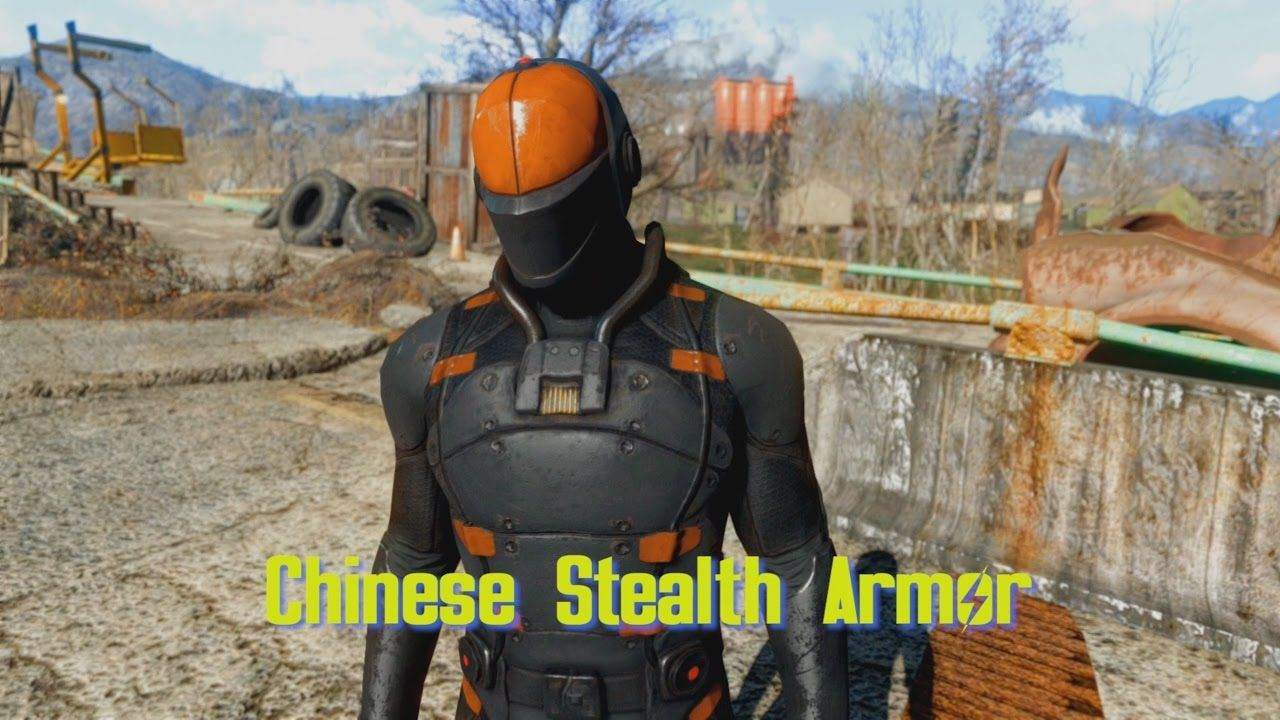 Fallout  Stealth Gunner Build