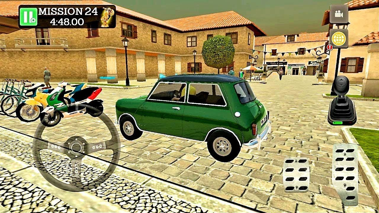 Pizza Delivery Driving Simulator Gameplay 5 Bike And Car Game