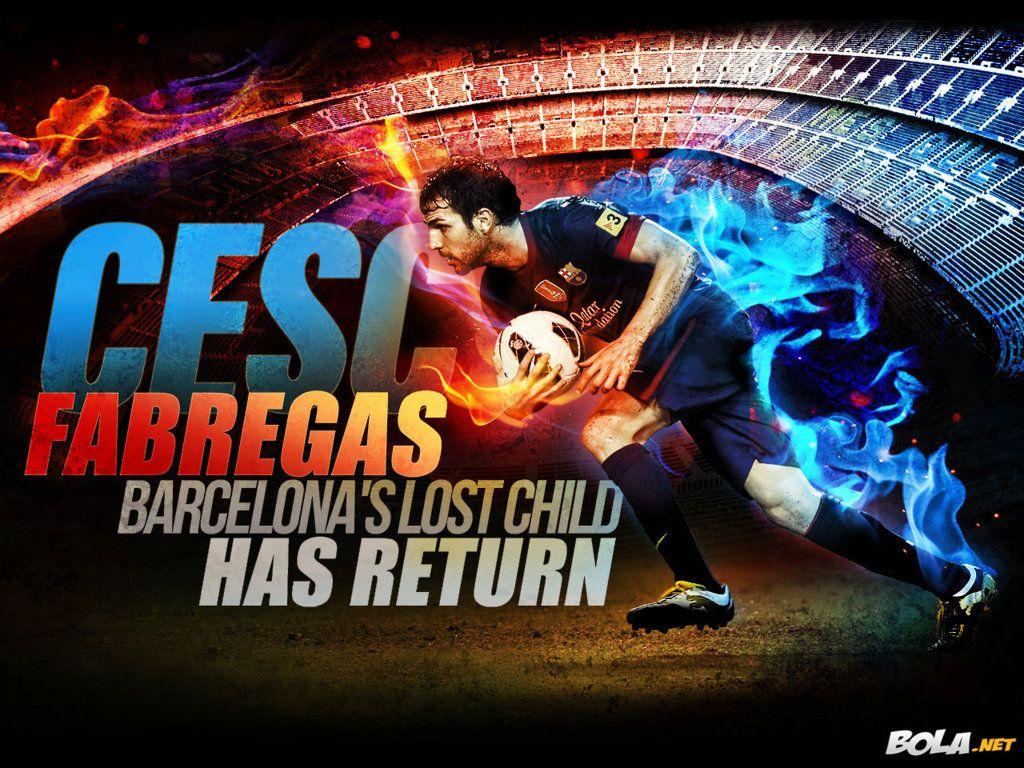 Cesc Fabregas Barcelona Wallpaper HD 2013 #1