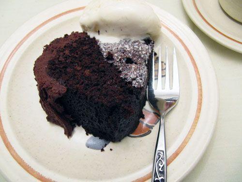 Root Beer Chocolate Bundt Cake