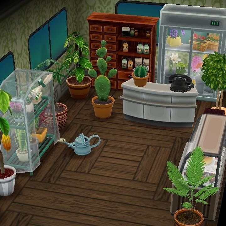 My Little Plant And Sweets Shop : ACPocketCamp