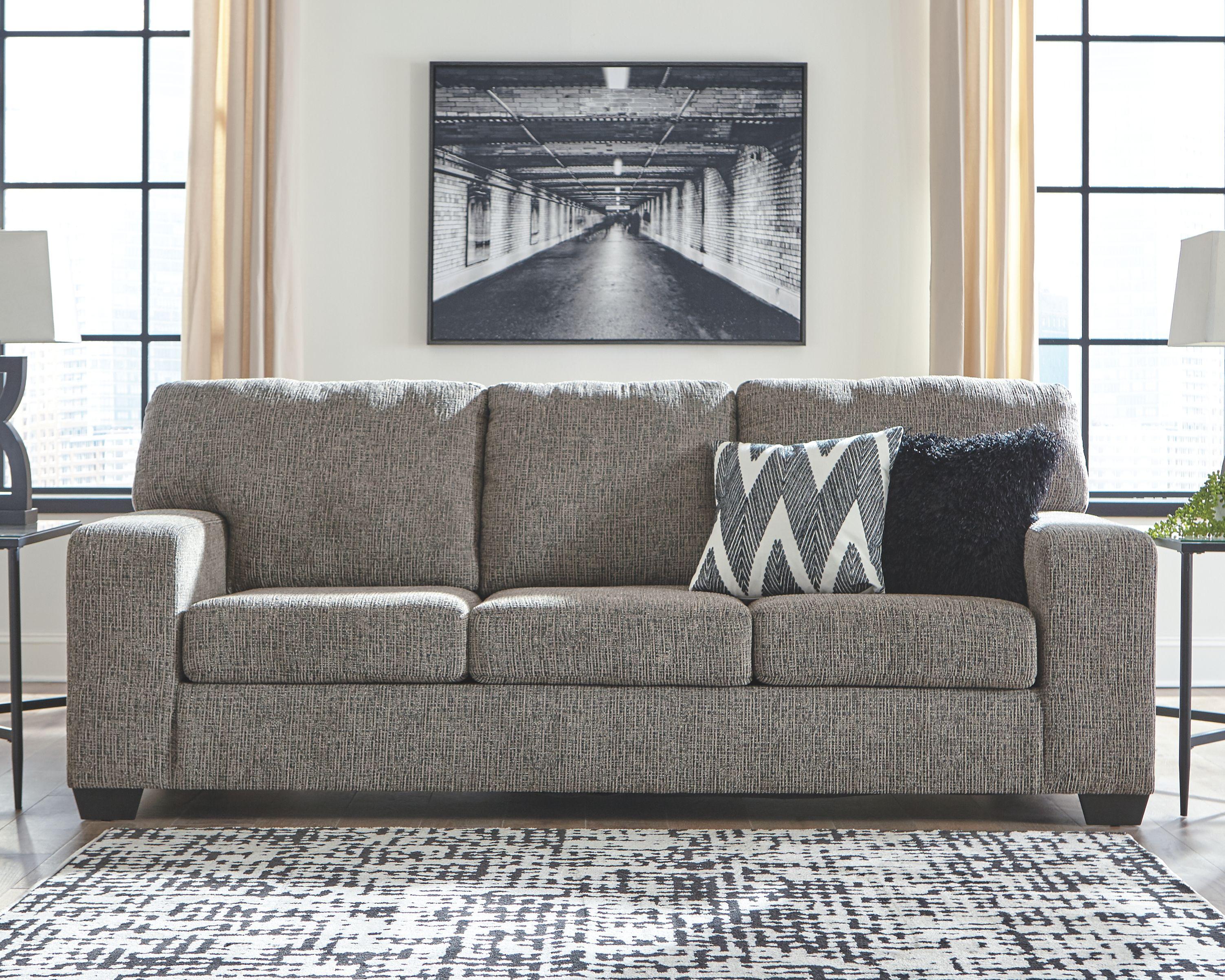 Termoli Sofa Granite Sofa Ashley Furniture Ashley Furniture Sofas