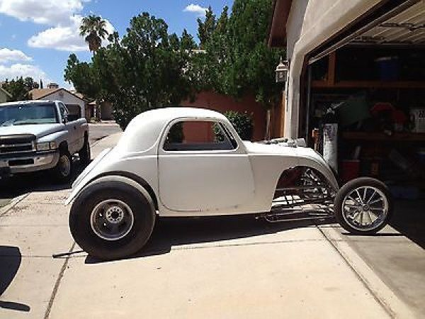 Fiat Other None 1937 Topolino Pro Streeted Street Alterd