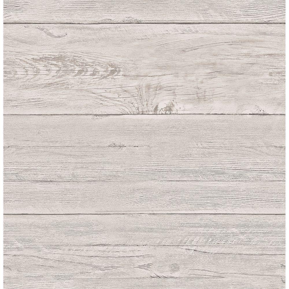 Brewster White Washed Boards Grey Shiplap Grey Wallpaper Sample 2701 22323sam The Home Depot Gray Shiplap Wood Wallpaper White Wash