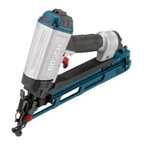 Bosch 15 Gauge Strip Angle Finish Nailer At Menards Finish Nailer Bosch Power Tools For Sale