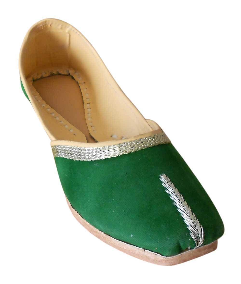 099603fef Us 6-12 Indian Handmade Casual Women Shoes Leather Flip-Flops Juti Mojari  Kciw71  WomenShoesForFall