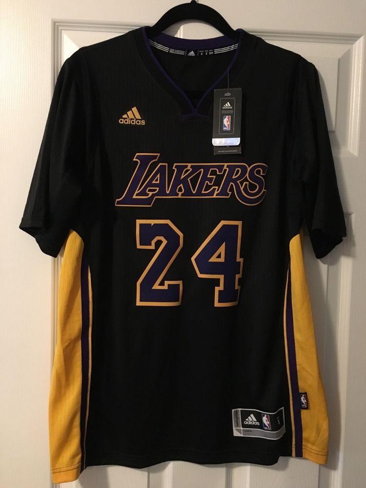 5943e3d49f24 Kobe Bryant Los Angeles Lakers Hollywood Nights Black Swingman Sleeve Jersey  from  145.99