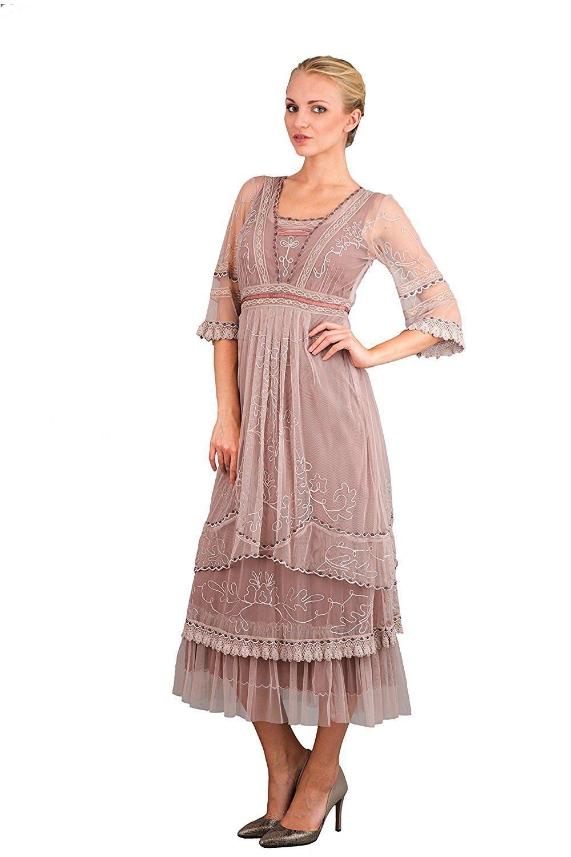 Edwardian Style Dresses- Day Dresses, Tea Gowns | Pinterest