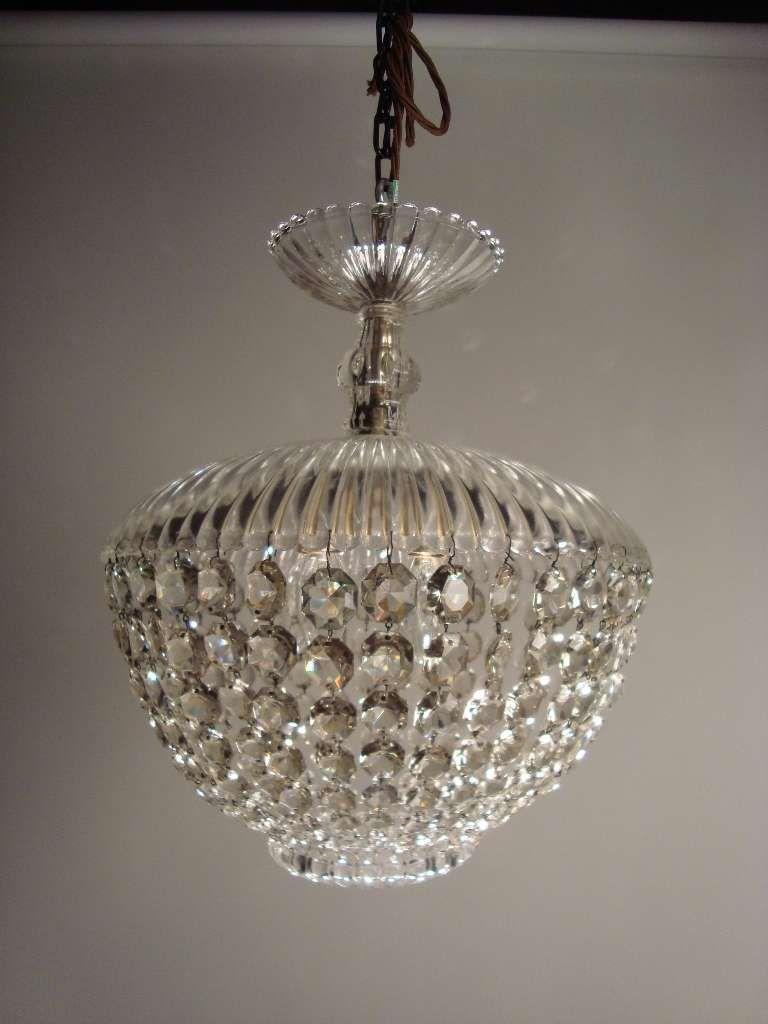Uanah 6 Light Crystal Antique Black Chandelier