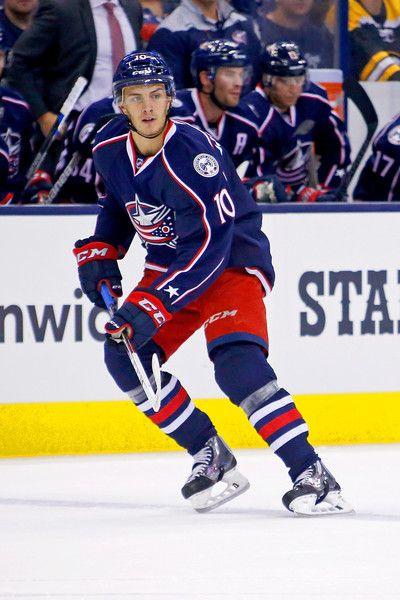 Alexander Wennberg Photos Photos Boston Bruins V Columbus Blue Jackets Columbus Blue Jackets Blue Jacket Jackets