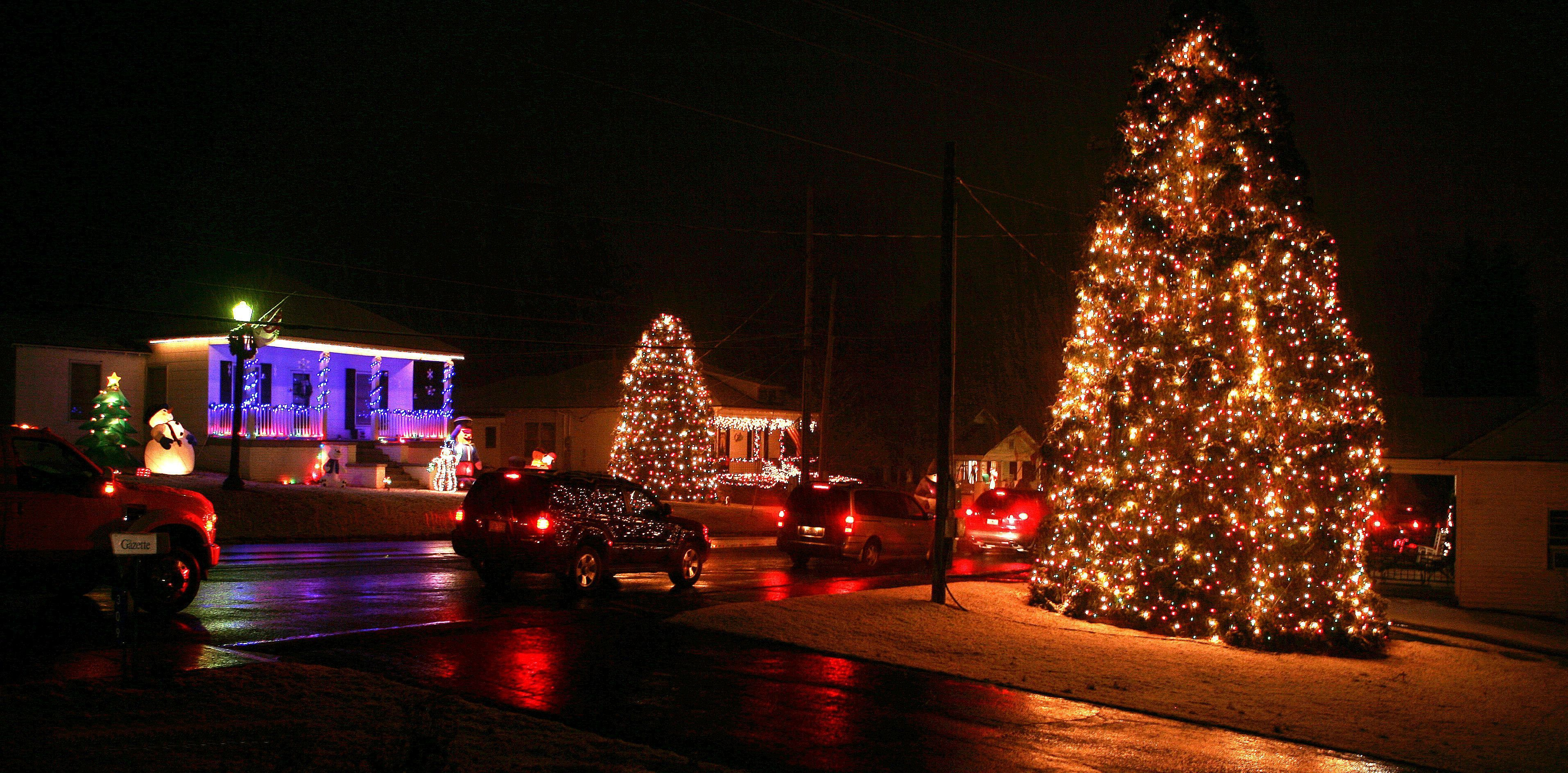 Official Web Site Christmas Town North Carolina Attractions Towns Usa