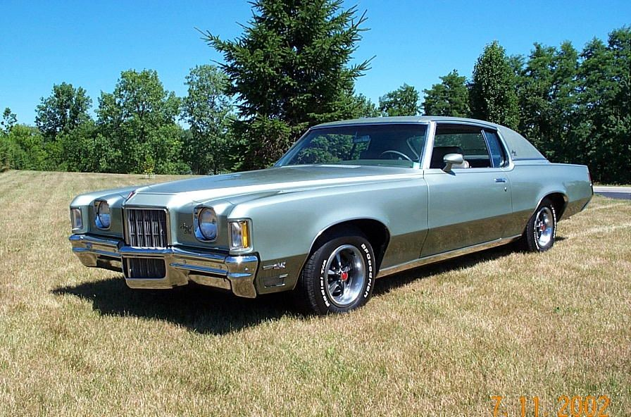 1972 Pontiac Grand Prix  Pontiac grand prix Grand prix and Muscle