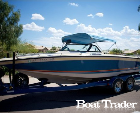 For Sale 1991 Supra Pirata In Sun City Az 9 950 Supra Boats Used Boats Boat