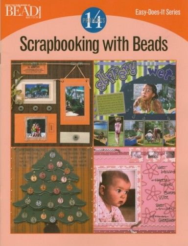 Scrapbooking with Beads Book