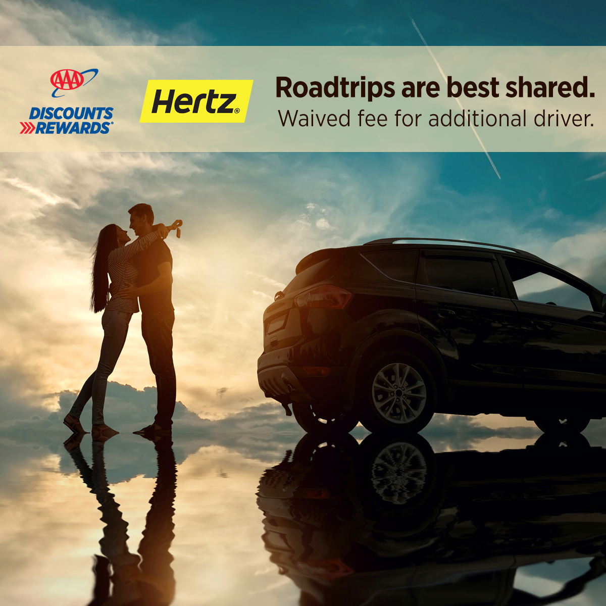 HERTZ AARP ADDITIONAL DRIVER WINDOWS