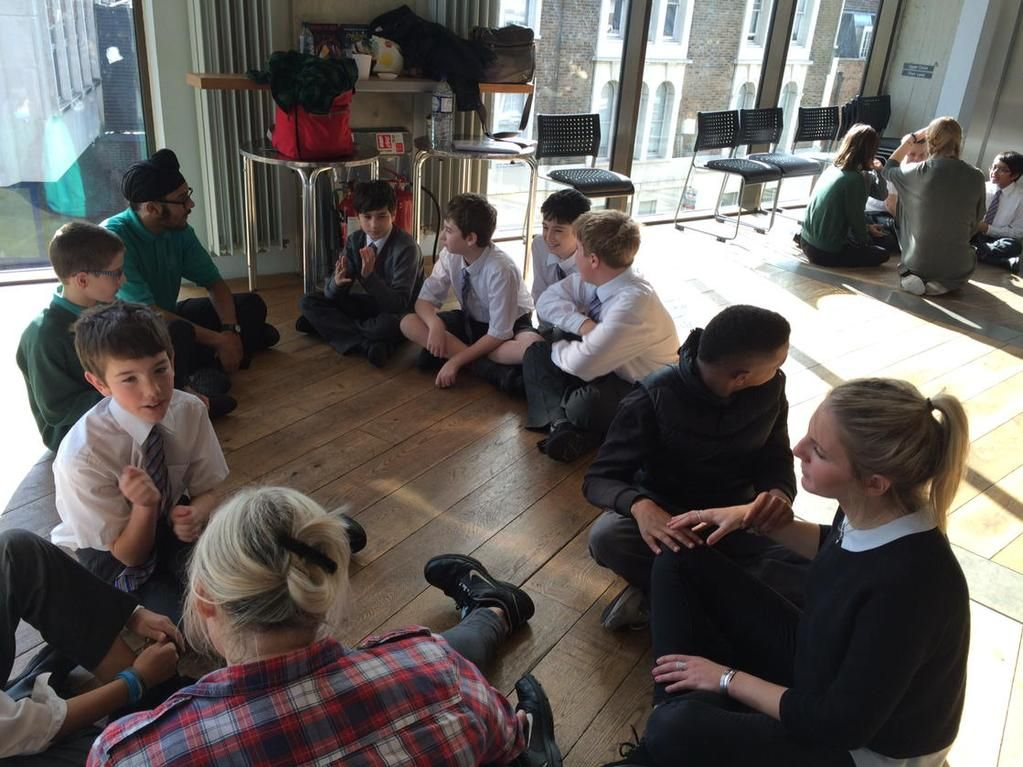 Rokeby School On 2015 Cast Workshops School Home Appliances