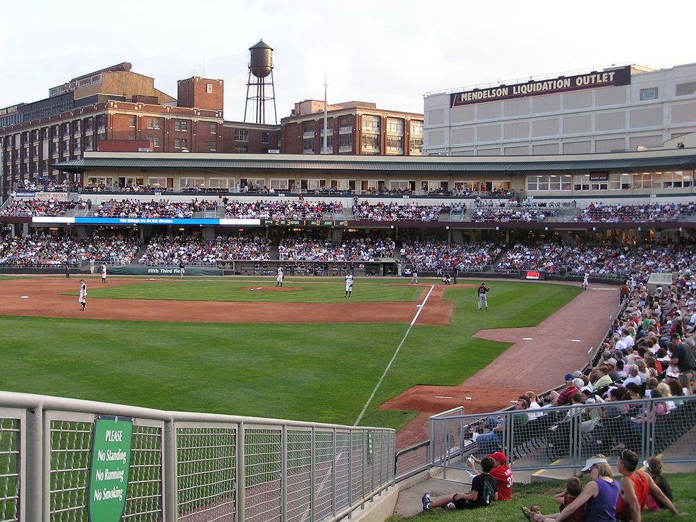 Dayton Dragons Minor League Baseball Team Dayton Dragons Baseball Stadium Minor League Baseball