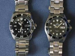Seiko Sea Urchin Vs Orient Ray Watch Watches Seiko Clock