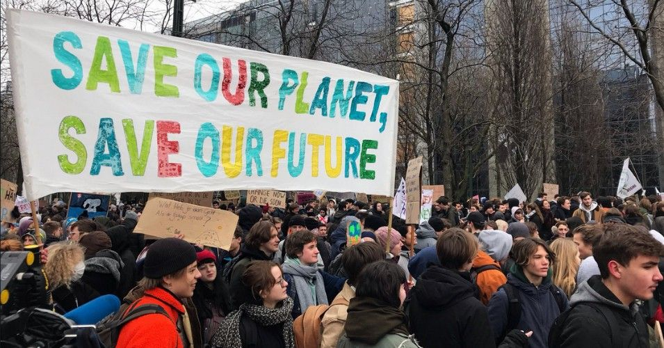 Climate Strike In Belgium Climate Change Poster Climate Change Protest Signs