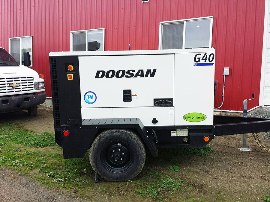 Ask us about ‪‎Doosan‬ Portable Power ‪‎Generators‬! BUY