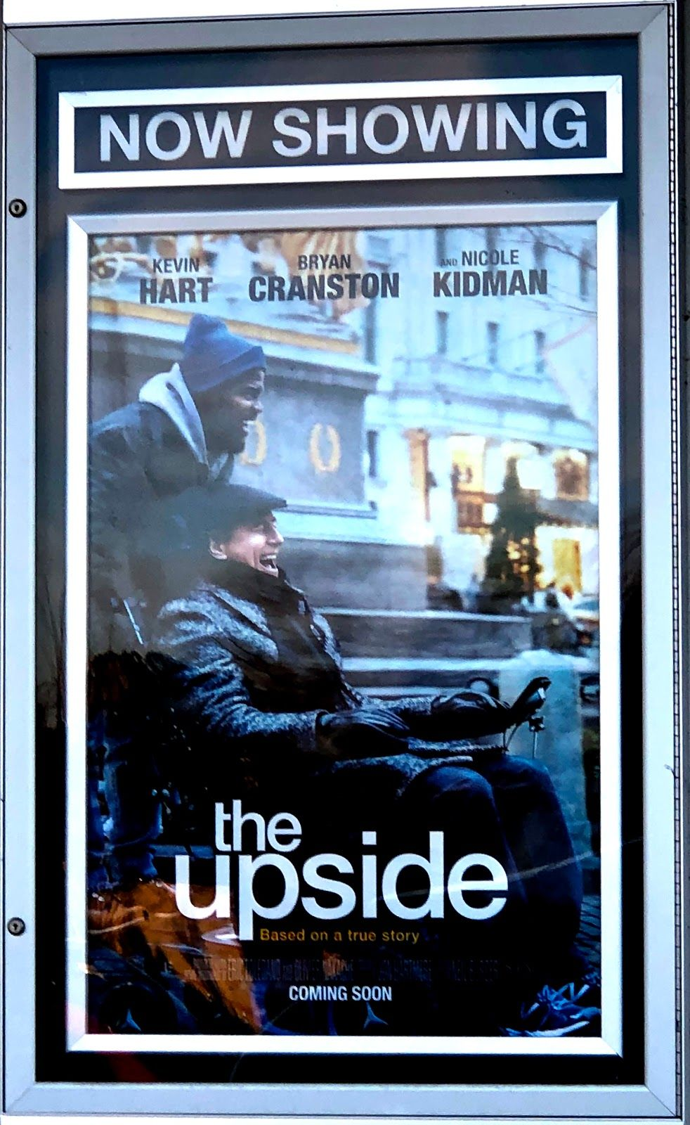 The Upside Movie Review January 2019 The upside