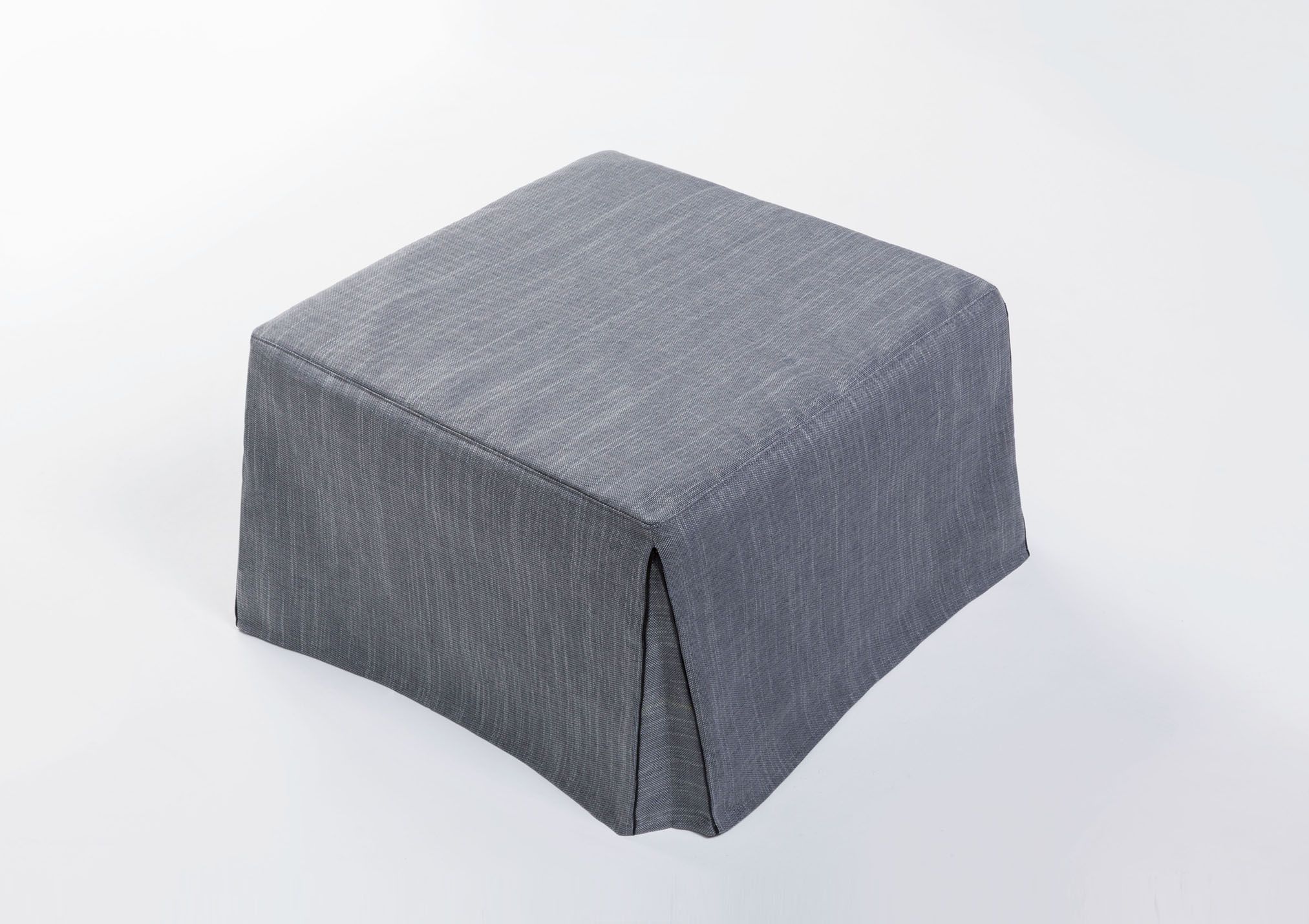 Pouf Convertible Convertible Pouf Bed Al Made By Berto Cm L 75 X P 75 X H 45