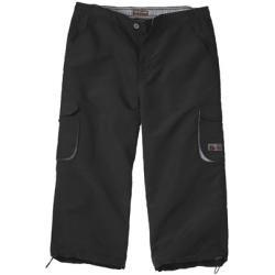 Photo of 3/4 trousers Battle Black made of microfiber Atlas For Men