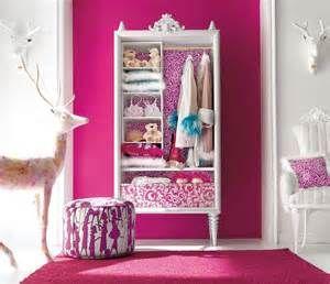 pink little girls room decorating ideas