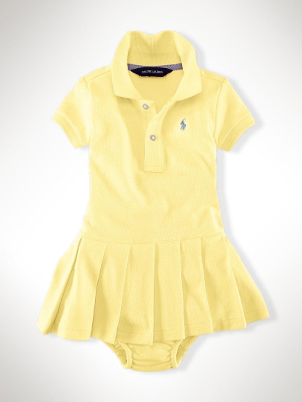 93b43c7ad Mesh Polo Dress - Dresses & Rompers Infant Girl (9M-24M) - RalphLauren.com