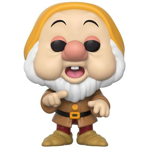 Sneezy Figure Snow White and the Seven Dwarfs