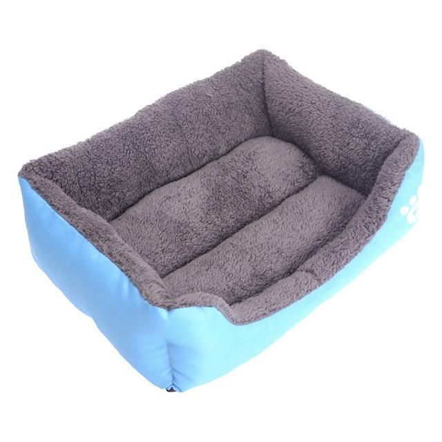 S 3xl Candy Color Paw Pet Sofa Dog Beds Waterproof Candy Colors