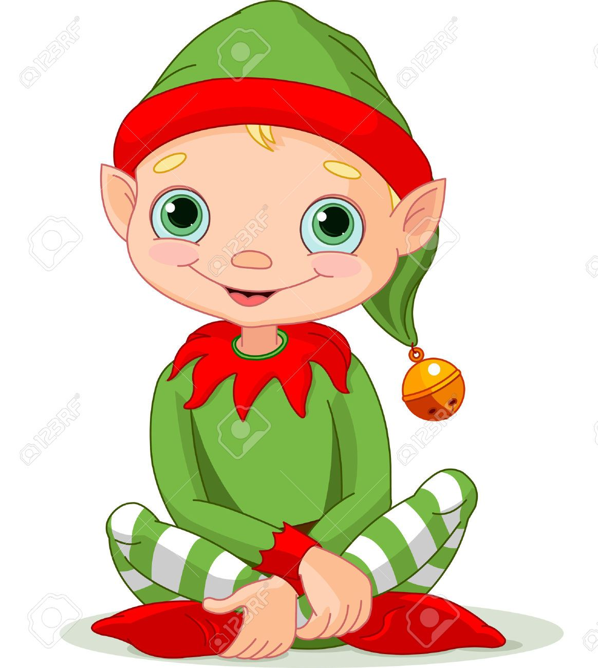 African American Christmas Elf Clipart Christmas Elf Xmas Elf Elf Clipart