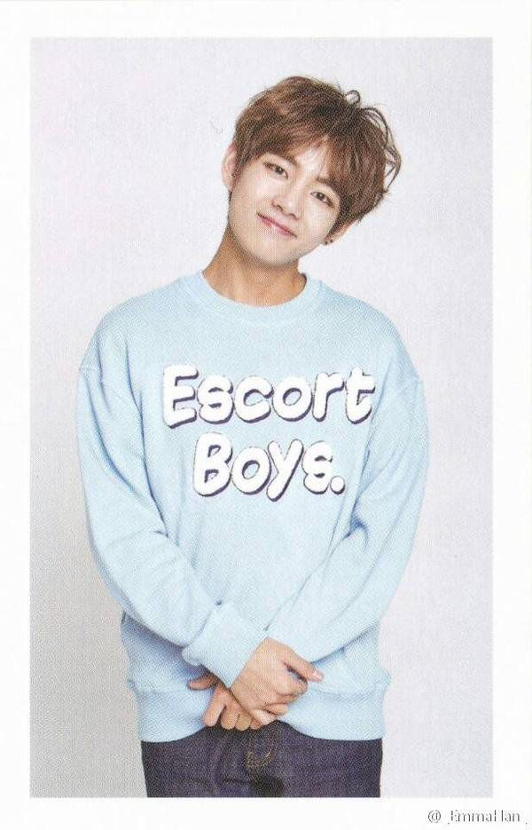 Escorte boys. Taehyung