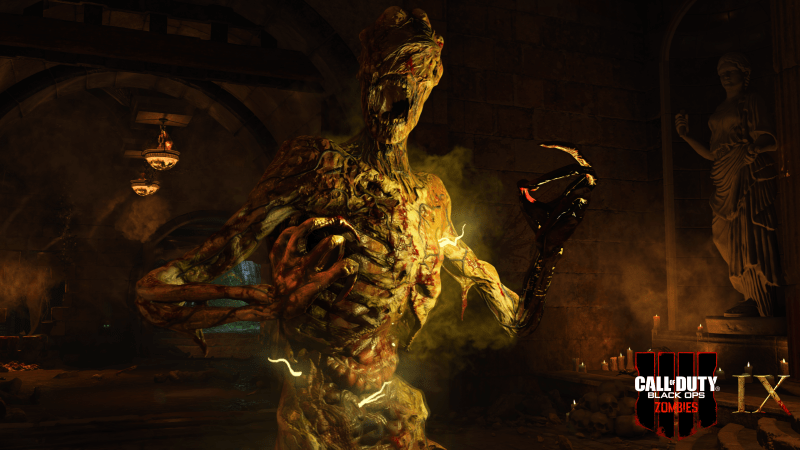 Call Of Duty Black Ops 4 Zombies Blood Of The Dead And
