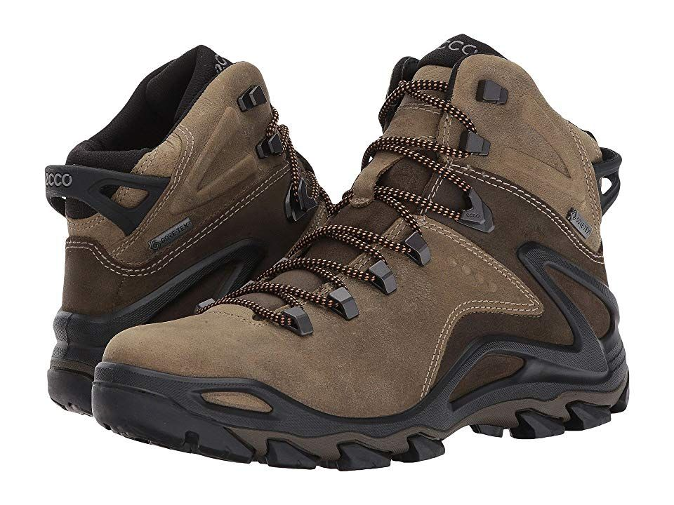 c72efd224f ECCO Sport Terra Evo High Gore-Tex Men's Shoes Navajo Brown/Birch ...