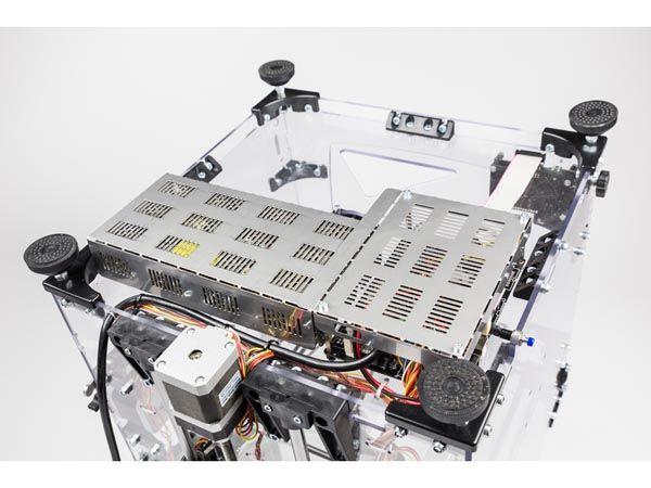 Velleman K8405: Add-On Cover Set for Vertex 3D Printer | Velleman 3D
