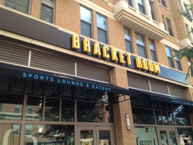 Bracket Room Is Located On Garfield Street In Arlington Va Eatery Renovations Restaurant