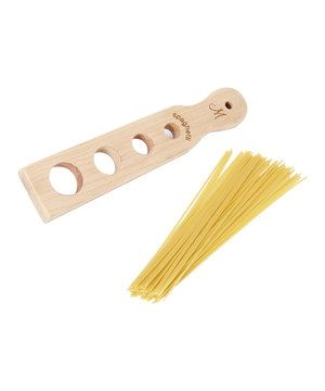 Look at this #zulilyfind! Personalized Spaghetti Measurer by