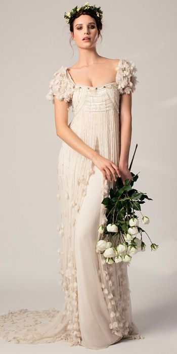 Temperley Bridal Spring 2015 Collection: Something Old, Something New