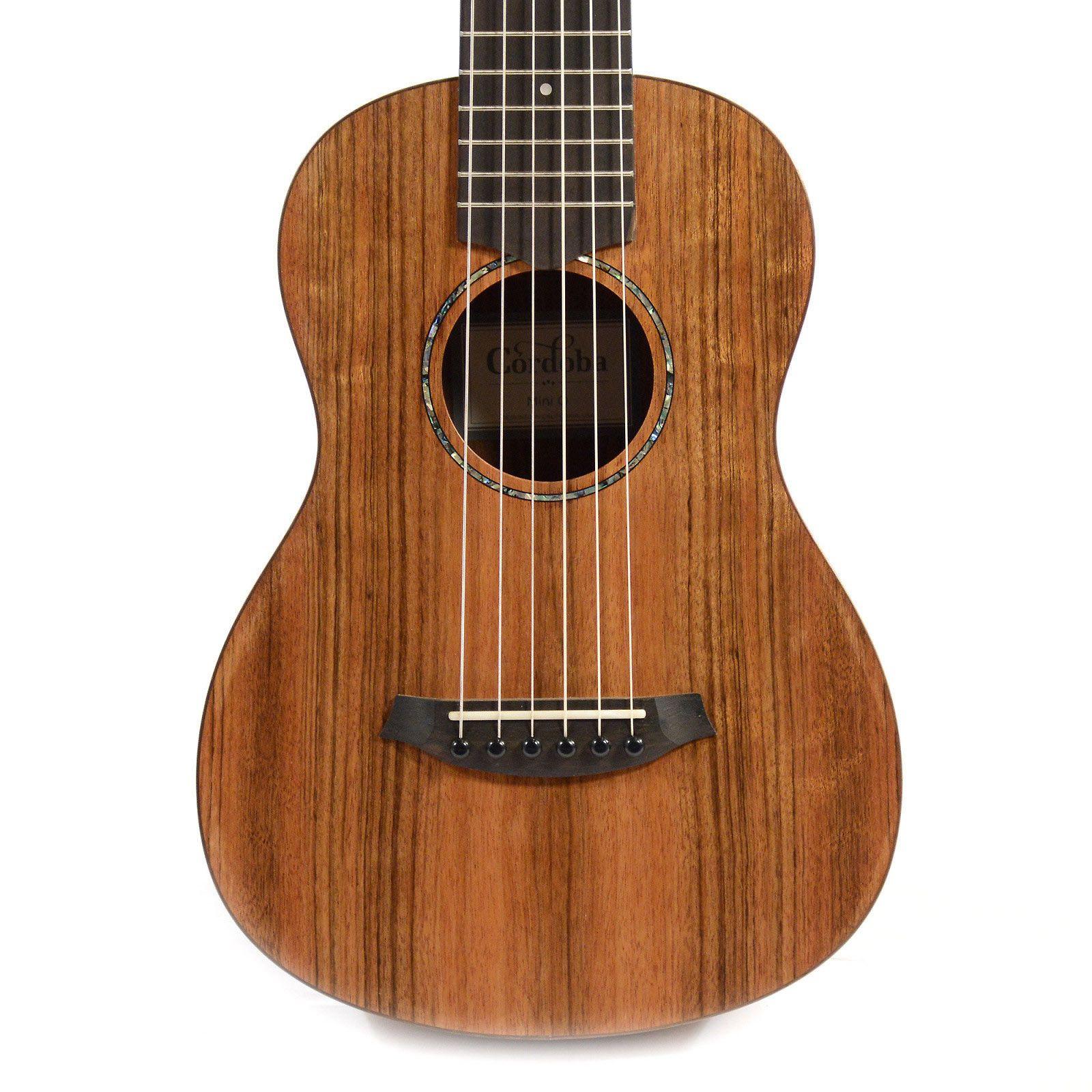 Cordoba mini o nylon string acoustic guitar solid ovagkol