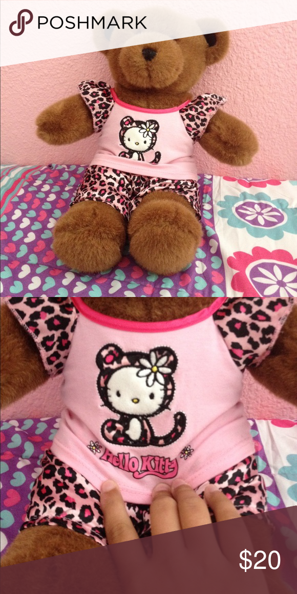 867e44a12 Build a bear With hello kitty outfit build a bear Other | My Posh ...