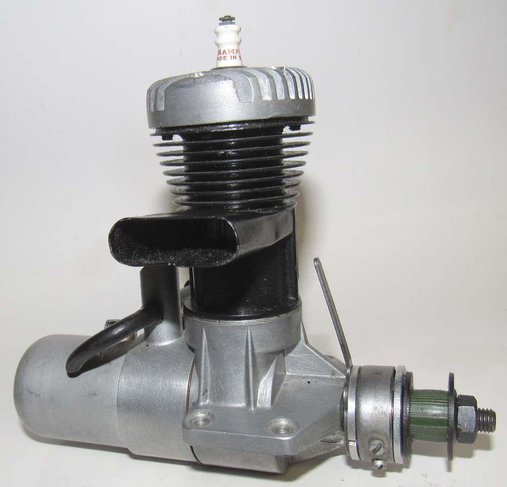 1946 Contestor D 60 R Spark Ignition Model Airplane Engine