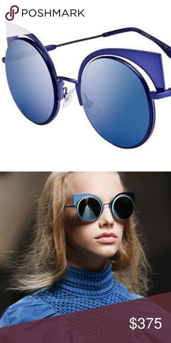 57c3e90ef5968 NWT FENDI Boutique Designer Sunglasses FF0177 S Fendi FF 0177 S sunglasses  are great
