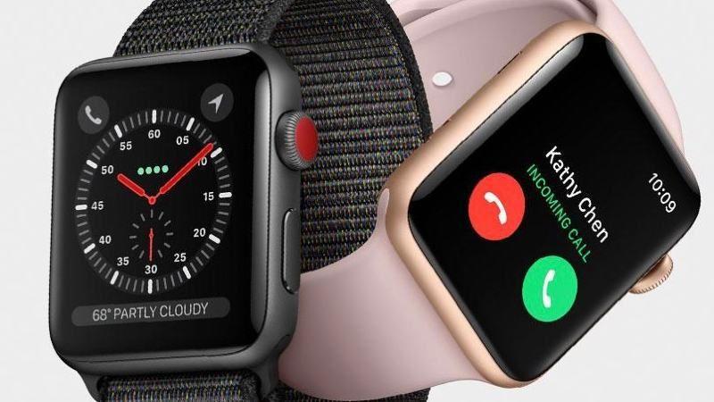 Apple Watch Serie 4 rediseñado y pantalla más grande