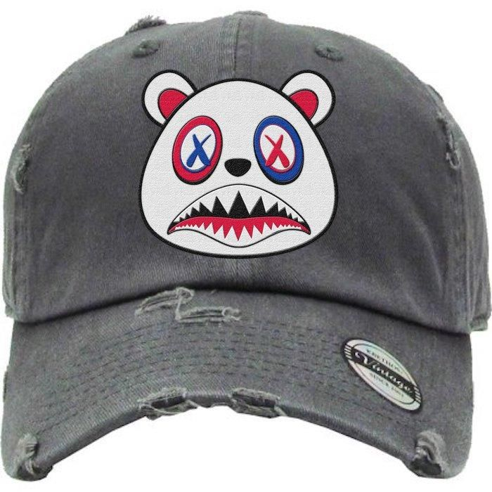 USA Baws Charcoal Dad Hat