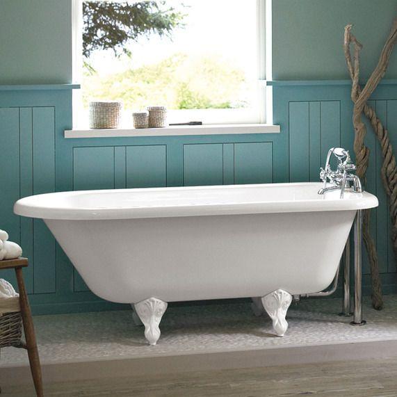 Winchester Bath With Traditional Resin Feet | bathstore | Bathroom ...